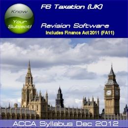 acca f6 taxation uk revision software sti