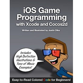 iOS Game Programming with Xcode and Cocos2d v1.3 - PDF