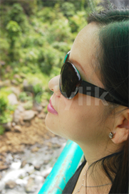 Woman Wearing Shades photo | Photos and Images | Miscellaneous