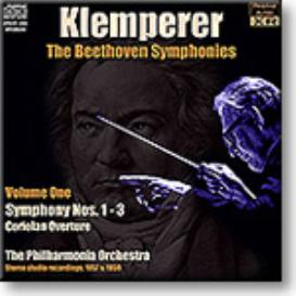 KLEMPERER conducts Beethoven Symphonies Volume 1, Stereo MP3 | Music | Classical