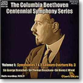 The Columbia Beethoven Centennial Symphony Series, Volume 1, mono MP3 | Music | Classical
