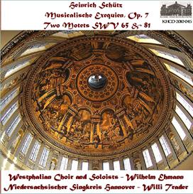 Schütz: Musikalische Exequien, Op. 7, SWV 279-281 | Music | Classical