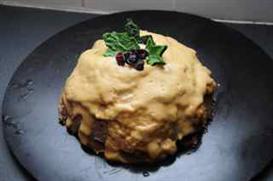 Raw Festive Pudding | eBooks | Health