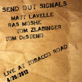 send out signals live (cd quality)