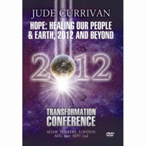 First Additional product image for - Dr. Jude Currivan Hope:Healing Our People & Earth, 2012 And Beyond Transformation 2012 LONDON. MP3 Audio Podcast