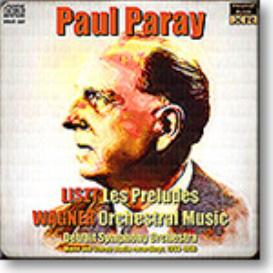 PARAY conducts Liszt and Wagner, Ambient Stereo and Stereo MP3 | Music | Classical