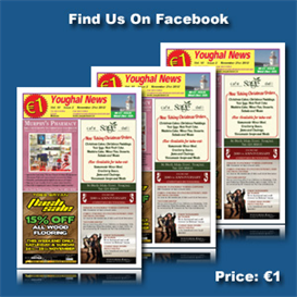 Youghal News November 21st 2012 | eBooks | Periodicals
