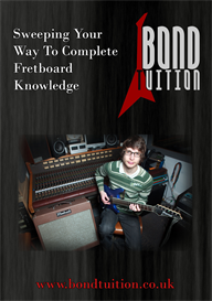 Sweeping Your Way To Complete Fretboard Knowledge | eBooks | Music