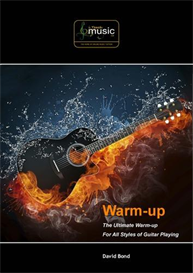 warm up  - the ultimate warm up for all styles guitar playing
