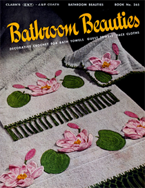 Bathroom Beauties - Adobe .pdf Format | eBooks | Arts and Crafts