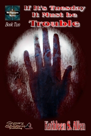 If It's Tuesday It Must be Trouble | eBooks | Mystery and Suspense