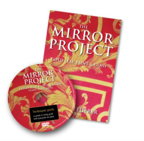 First Additional product image for - Gold Leaf Your Own Mirror