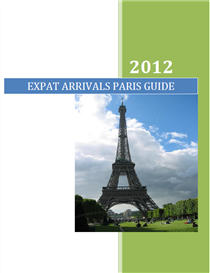 expat arrivals paris guide