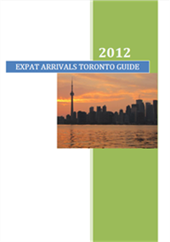 Expat Arrivals Toronto Guide | eBooks | Travel