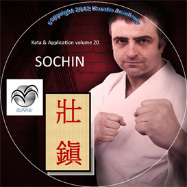 sochin kata & application volume 20