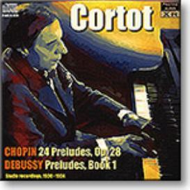 CORTOT plays Chopin, Debussy Preludes, Ambient Stereo MP3 | Music | Classical