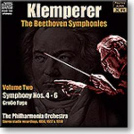 KLEMPERER conducts Beethoven Symphonies Volume 2, Stereo 24-bit FLAC | Music | Classical