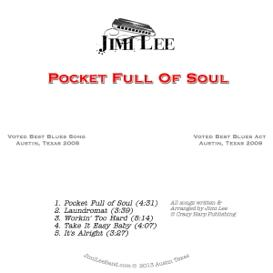 Pocket Full Of Soul CD | Music | Blues
