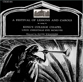 A Festival of Lessons and Carols 1958 - Kings College Choir | Music | Classical