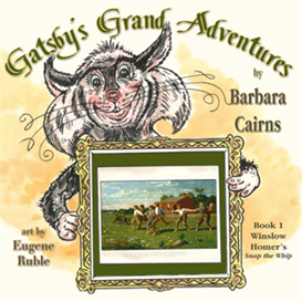 Gatsby's Grand Adventures Bk 1 Winslow Homer's Snap the Whip | eBooks | Children's eBooks