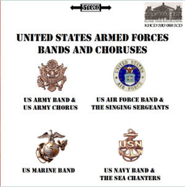 the united states armed forces bands and choruses
