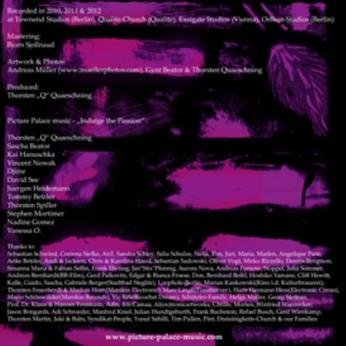 Third Additional product image for - Picture Palace music - Indulge the Passion - Complete