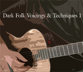 dark folk voicings & techniques