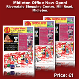 Midleton News December 5th 2012 | eBooks | Periodicals