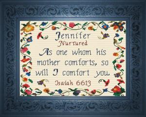 name blessings -  jennifer 2