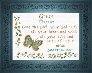 name blessings -  grace 2