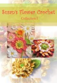 susan's flower crochet collection #1