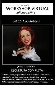 Colecao Workshop Virtual- vol 01- JULIA ROBERTS