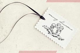 Christmas Gift 4 FREE INK STAMPS