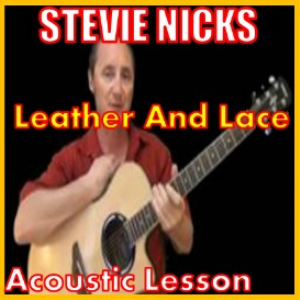 Learn to play Leather And Lace by Stevie Nicks | Movies and Videos | Educational
