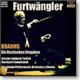 FURTWANGLER conducts Brahms Ein Deutsche Requiem, 24-bit Ambient Stereo FLAC | Music | Classical