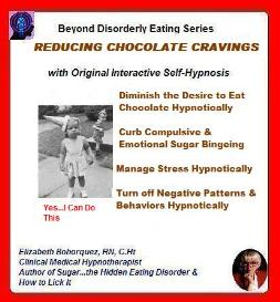 managing chocolate cravings hypnotically