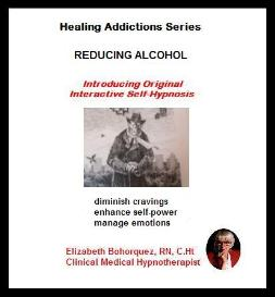 reduce alcohol intake with self-hypnosis