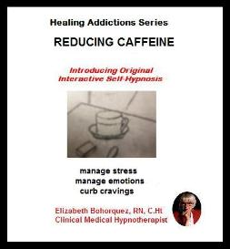 reducing caffeine intake with self-hypnosis
