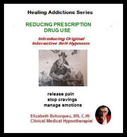reducing prescription drug use with self-hypnosis