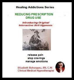reducing prescription drug use with self-hypnosis
