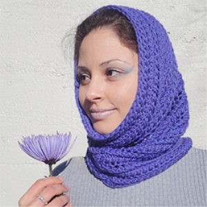 knitting pattern for shapeshifting cowl