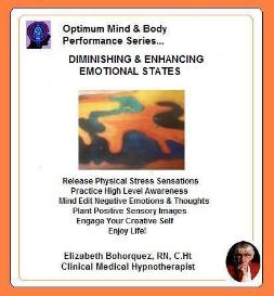 diminishing negative emotions with self-hypnosis