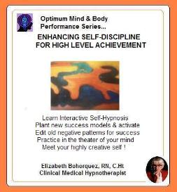 enhancing self-discipline with self-hypnosis