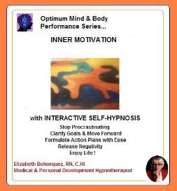 enhancing inner motivation with self-hypnosis