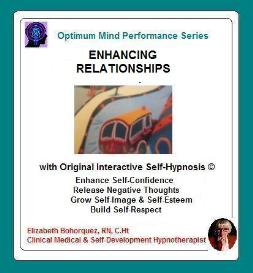 relationship enhancing with self-hypnosis