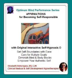 enhancing self-responsibility with self-hypnosis