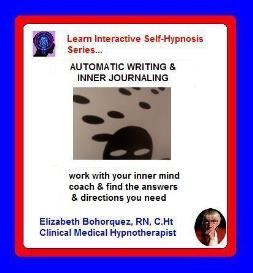 learn self-hypnosis - automatic writing & inner journaling
