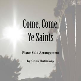 come come ye saints mp3