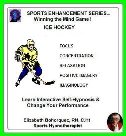 sports hypnosis - adult ice hockey performance