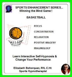 sports hypnosis - adult basketball performance